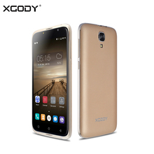 XGODY 5.0 Inch Android 6.0 Smartphone X19 MTK6580 Quad Core 512MB+8GB Dual SIM 3G/GSM Straight Talk Unlocked TMobile Phone GPS