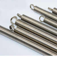 1Pcs Wire diameter 2.5mm 3mm Stainless Steel Springs pull spring 16mm-30mm OD 300mm L