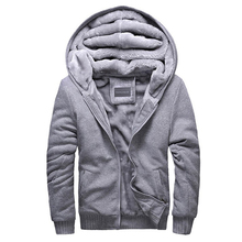 TANGNEST New Arrival 2018 Man's Sweatshirt Casual Soft Thick Men Hoodies Warm Hoodie Popular For Male Plus 5 Colors MWW658