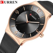 CURREN Fashion Brand 2018 Men Watches Top Brand Luxury Busin