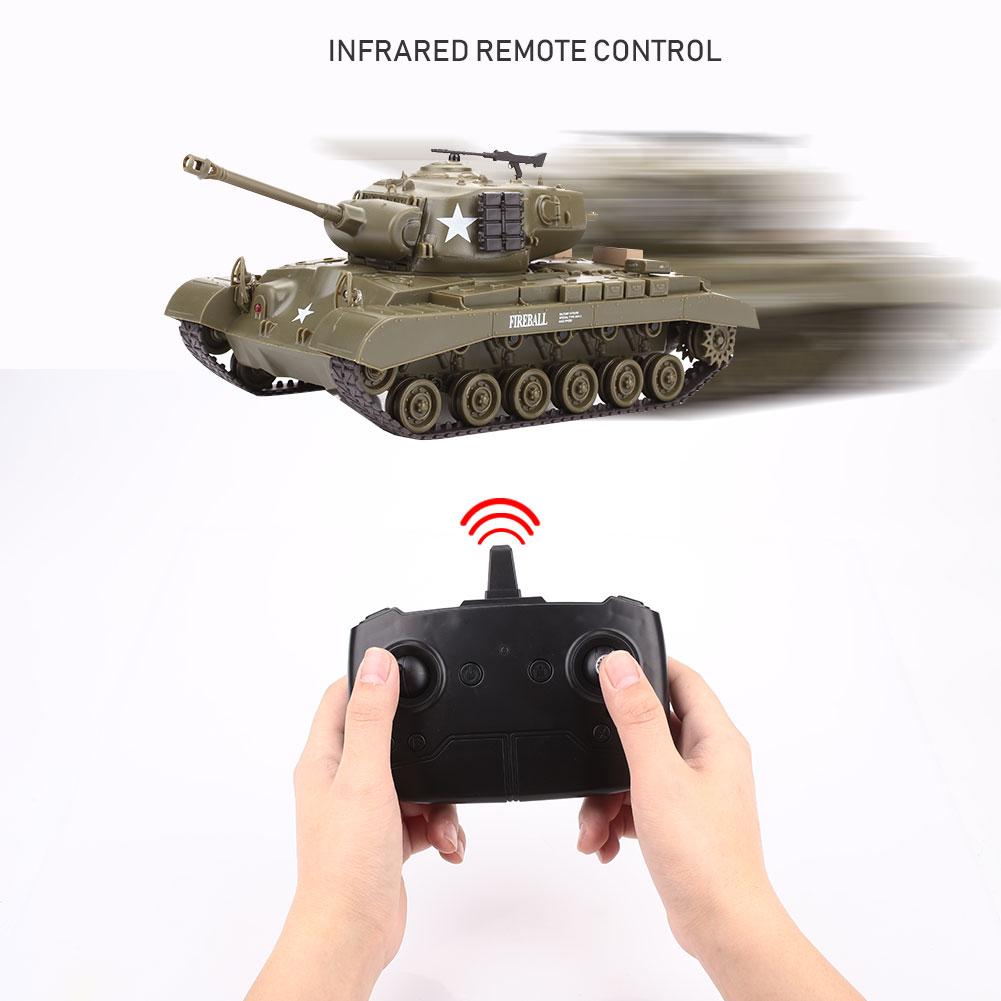 Боевой танк Rc танк автомобиль 2 шт Многоцветный пульт дистанционного управления Танк коллекция начинающих способность Дети Rc игрушка игра автомобиль игрушка Танк Игрушка крутая