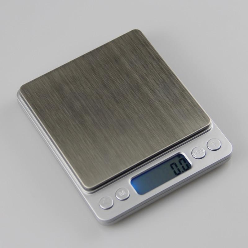 3kg 0.1gキッチン電子スケール3000g 0.1g - 計測器 - 写真 3