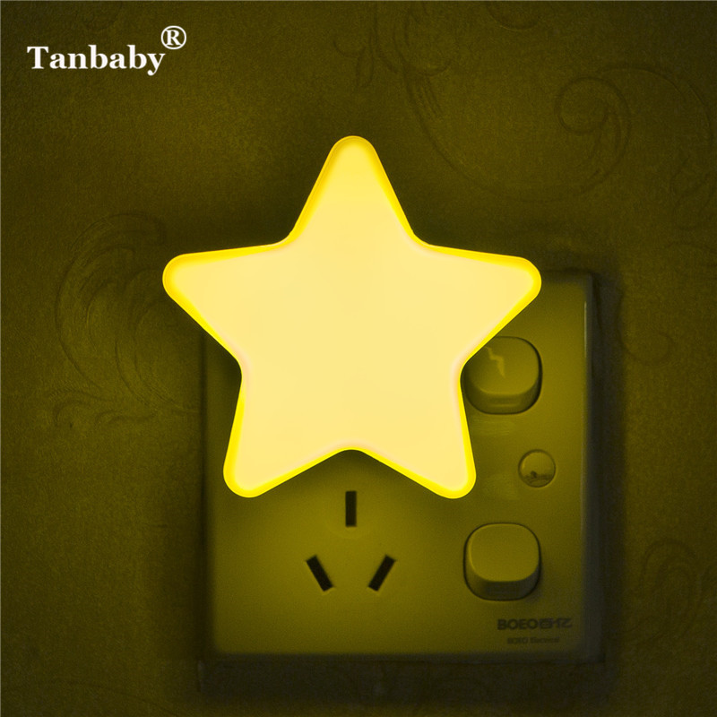 Star led night light (6)
