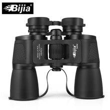 BIJIA 12×50 Wide Angle High Quality Classic Telescope Professional Hunting Binoculars High Hefinition Waterproof