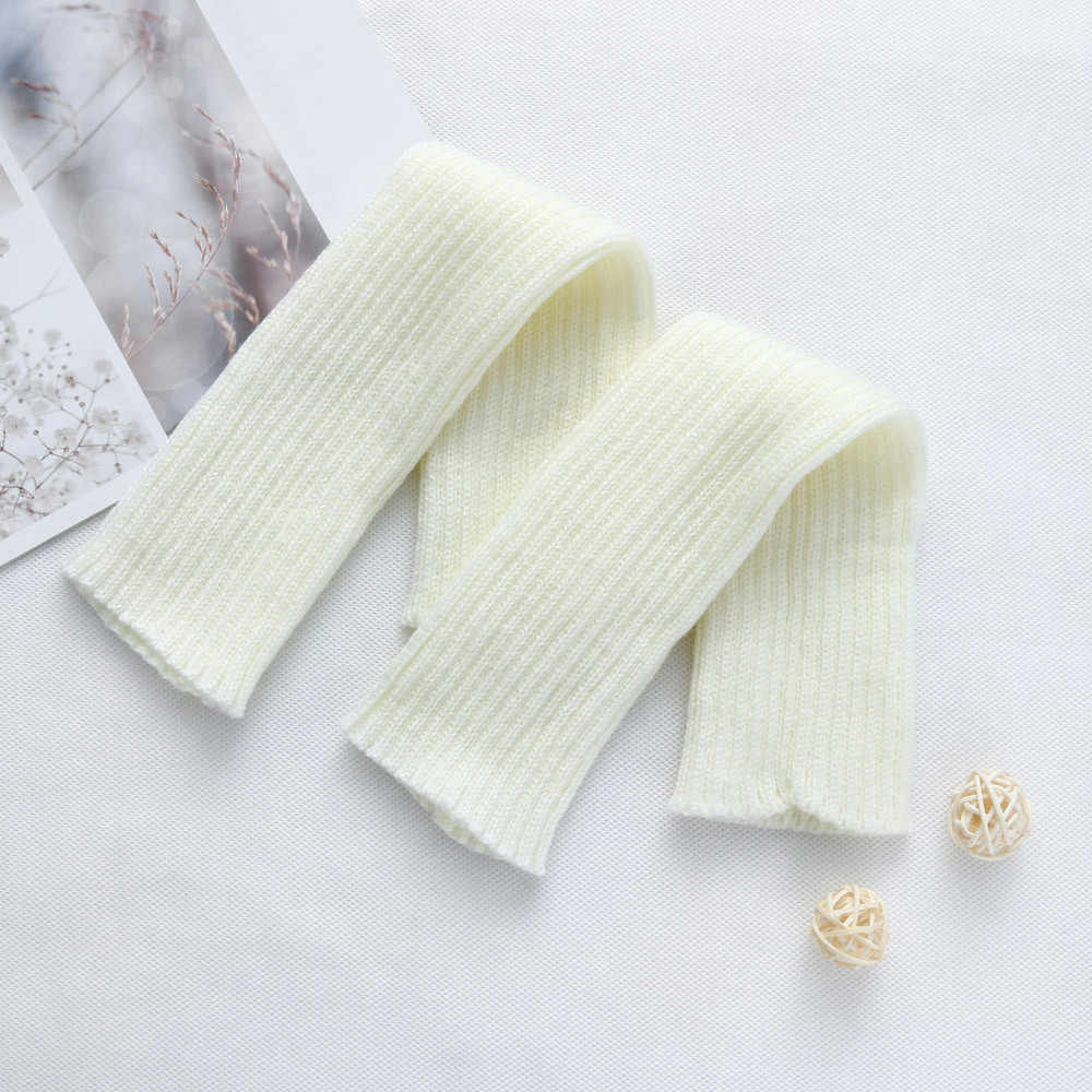 304462c7d ... Women Fashion Twist Knitted Leg Warmers Socks Boot Cover Leg Socks  Cotton Warm Socks ...