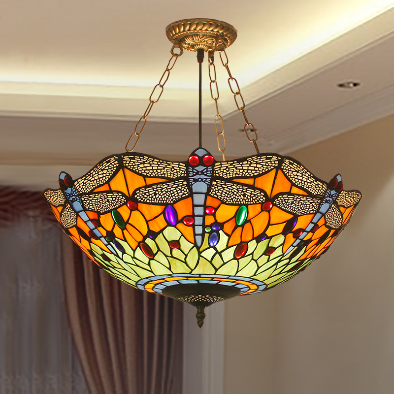 style tiffany pendant shop products baroque amora lighting lamp
