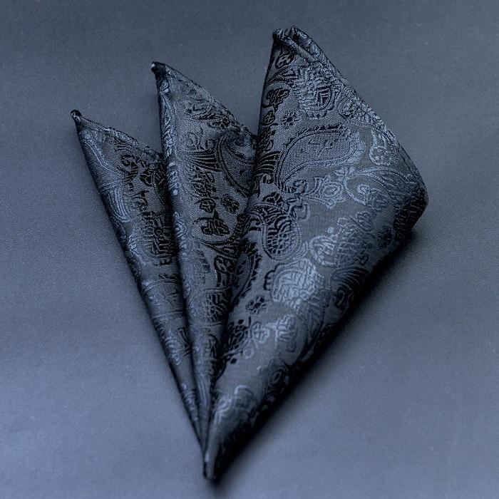 Paisley Silk Taschentücher Gewebtes Tiermuster Taschentuch Herren - Bekleidungszubehör - Foto 2