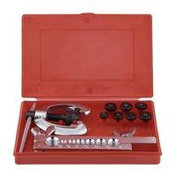 5 штук в упаковке профессиональная металлическая двойная развальцовка ящик для инструментов 3 Way Тормозная Линия Автомобильный ремонт