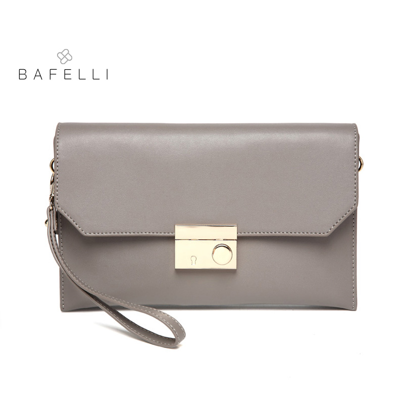 BAFELLI split leather shoulder bag Multicolor flap for women crossbody bag messenger bag hot sale day clutches women bag цена и фото