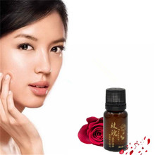 1pcs Gift Box 10ml Pure 100% Pure Rose Rosemary Essential Oils for Aromatherapy, Spa, Massage,Bath Rose essential oil