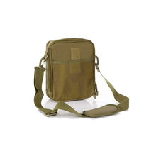 Outdoor Sports Saddle Bags Military Hunting Shoulder Messenger Hand Bag EDC Tactical Haversack Crossbody Pack Totes Satchel