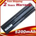 5200 мАч Новая Замена Батареи Ноутбука для HP Mini 110 Мини 210-3000 Pavilion dm1-4000 646657-251, A2Q96AA, 646757-001,646755-001