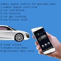 Plusobd GPS/GSM автосигнализации дистанционного Двигатели для автомобиля начать остановить иммобилайзер байпас с мобильного телефона Start для авт