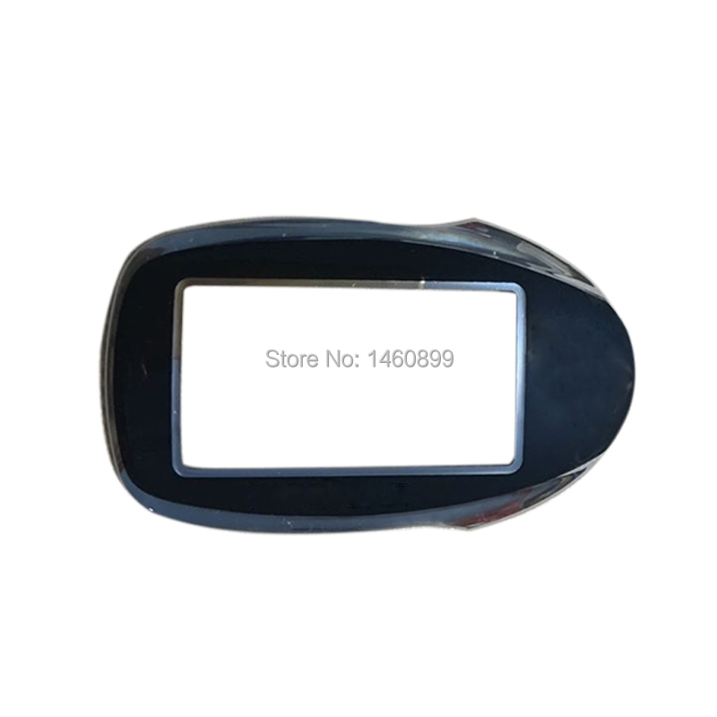 Wholesale Body Case Keychain Glass Cover For 2 Way Car Alarm Scher Khan M8 M9 Lcd Remote Control Scher-Khan Magicar 7 8 9 10
