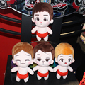 New Cute South Korea's Call Me Baby Kai Exo Member Bai Baby Cartoon Dolls Doll Cartoon Derivative Kids Toy Fans Birthday Gifts