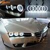 For Alfa Romeo Brera Spider 2005 2011 Excellent Angel Eyes Ultrabright Headlight Illumination Ccfl Angel Eyes