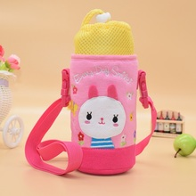 Insulation bags cup baby bottle bag storage messenger bag infant feeding cover keep warm thermos water bottle bag character