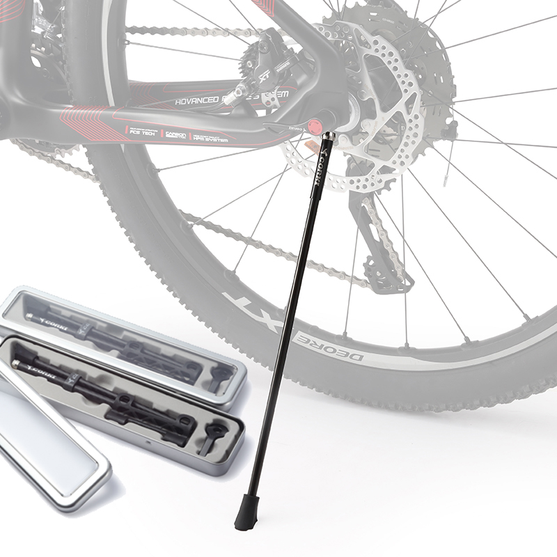 """Road Bike Bicycle Side Kickstand Quick Release Kick Stand for 26/"""" 27.5/"""" 29/"""" NEW"""