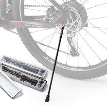 CORKI карбоновая подставка для велосипеда Sidestay подходит для 26/27. 5/29/700c/20 велосипедные стойки велосипедные подставки MTB/дорожный велосипед быстросъемная стойка