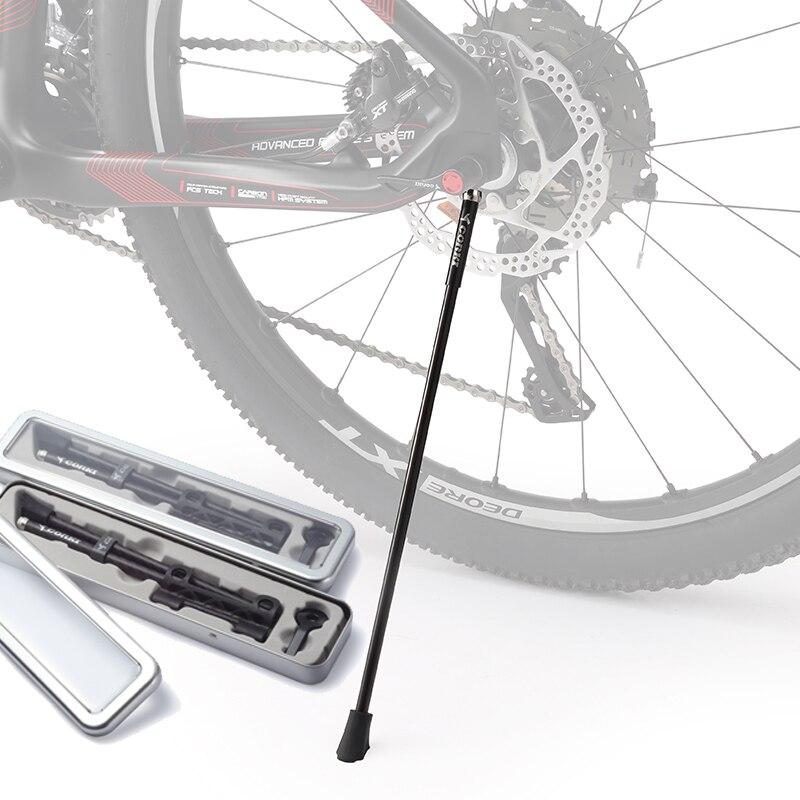 Карбоновая подставка для велосипеда CORKI, велосипедная подставка для велосипеда 26/27, 5/29/700c/20, велосипедные подставки, БЫСТРОРАЗЪЕМНАЯ стойка ...
