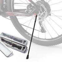 CORKI Carbon Bike Kickstand Sidestay Fit for 26/27.5/29/700c/20 Bicycle Racks Kick Bike Stands MTB/ road bike quick release rack