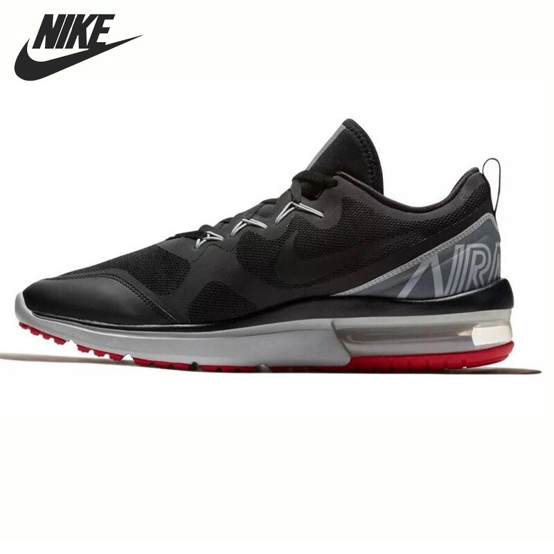 Original New Arrival  NIKE AIR MAX FURY Men's Running Shoes Sneakers-in Running Shoes from Sports & Entertainment    1