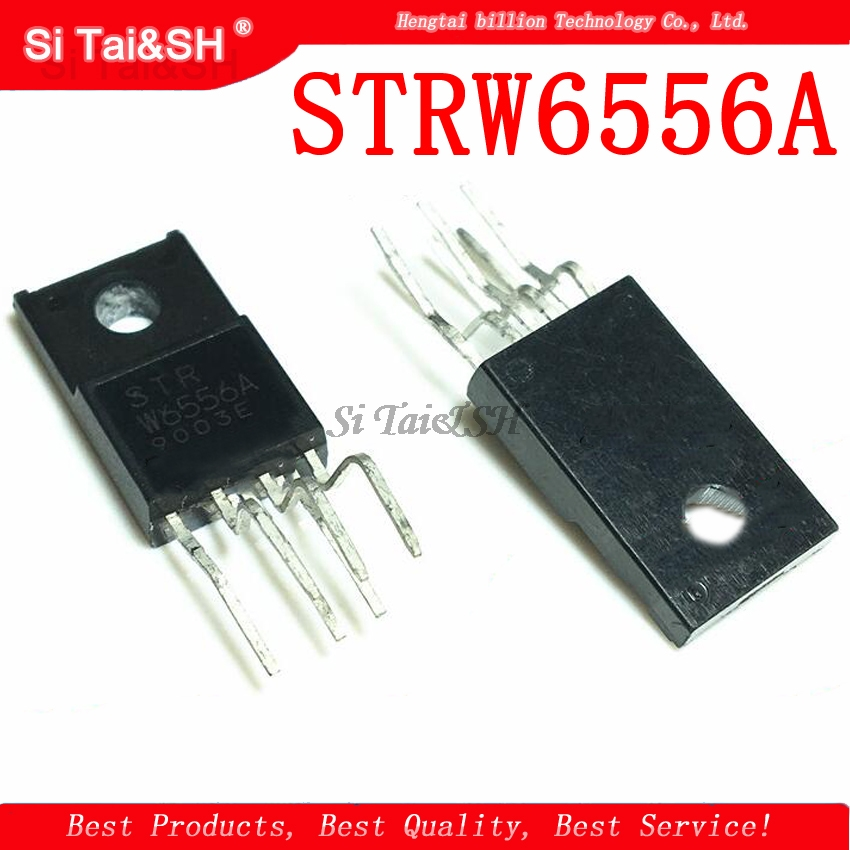 1pcs/lot STRW6556A STR-W6556A TO-220F image