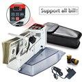 Мини-портативный счетчик денег для большинства банкнот  Счетная машина для банкнот  оптовое оборудование для финансовых средств  в виде бан...