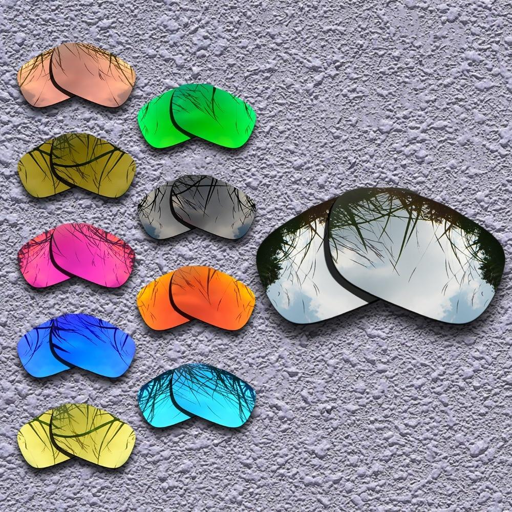 Polarize yedek Lensler Oakley Iki Yüzü Güneş Gözlüğü-Çoklu Seçimler