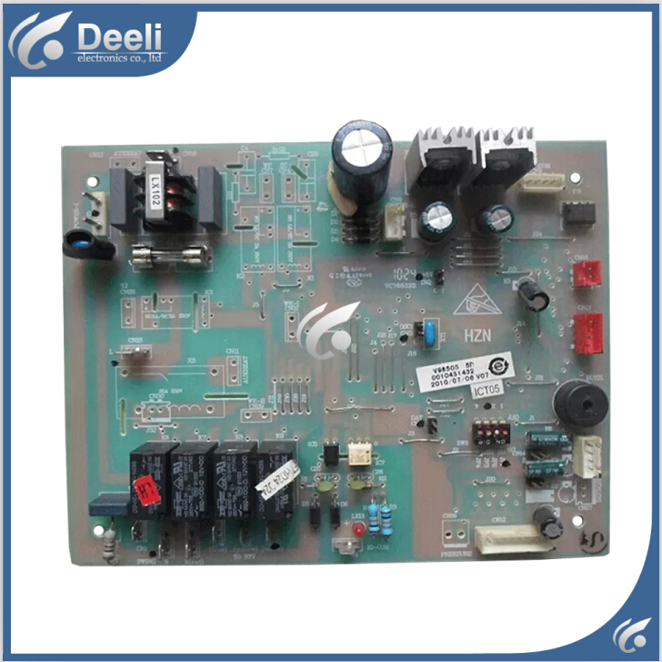 95% new good working for air conditioning motherboard board computer board 0010451432 KFR-120LW/6301A circuit board 95% new for air conditioning computer board circuit board kfr 120lw sy sa out check dybh v2 1 good working