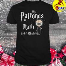 5697393f5 My Patronus is Ruth Bader Ginsburg shirt Cartoon t shirt men Unisex New  Fashion tshirt free