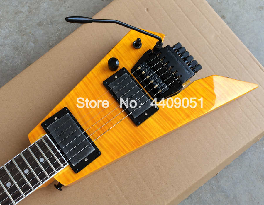 Detail Feedback Questions about New arrival Headless Electric Guitar