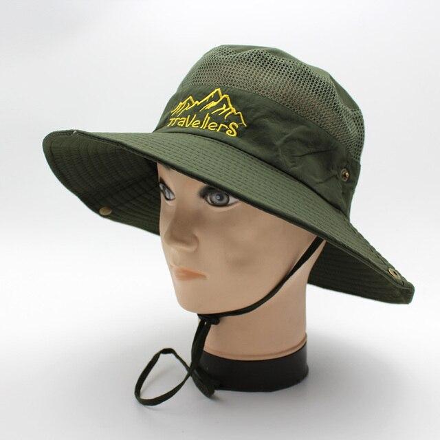 Nuova marca di estate cappello della benna per la protezione uv larga tesa cappello  da sole 2042dd4c2b6f