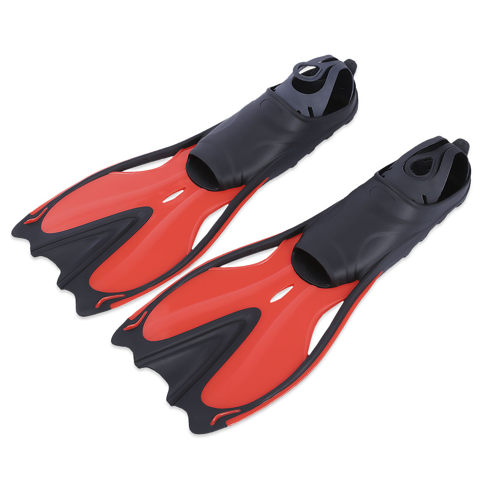 Paired Snorkeling Diving Swimming Fins Foot Flippers Submersible Fins Snorkeling Shoes Diving Equipment Water Sports