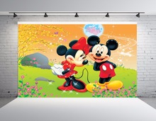 SHENGYONGBAO Vinyl Custom Photography Backdrops Cartoon theme Photo Studio Props horizontal Photography Background SS-00040 цена