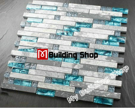 Emejing Mosaique Salle De Bain Bleu Turquoise Contemporary ...