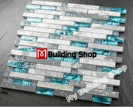 Stunning Mosaique Salle De Bain Bleu Turquoise Images - Sledbralorne ...