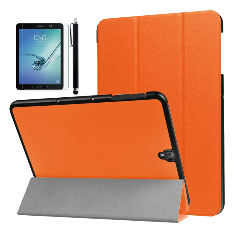 Ultra Slim Smart-Shell Stand Cover Case For Samsung Galaxy Tab S3 9.7 Inch (SM-T820 / T825)