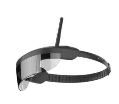 Vision-730S FPV lunettes 3D lunettes vidéo avec 5.8G 40CH 98 pouces affichage privé théâtre virtuel pour FPV quadrirotor