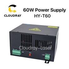 Cloudray 60 W fuente de Alimentación para CO2 Grabado Láser Máquina De Corte Láser CO2 HY-T60