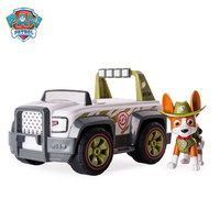 PAW PATROL diecast toy vehicles toys for boy patrol rescue vehicle children's cars PAW PATROL model cars toy children's gift