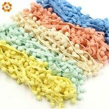 7c02020a26 Popular Pompom Ribbon Lace-Buy Cheap Pompom Ribbon Lace lots from ...