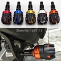 Slider do frame da motocicleta universal protezioni anticaida bater pad protector para yamaha suzuki kawasaki sliders de quadro de moto