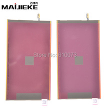 10PCS/Lot MAIJIEKE 6S LCD display Single Backlight Film No 3D For iPhone 7 6s plus Back Light Refurbishment Replacement