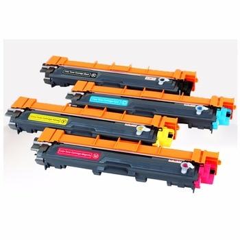 TN 221 241 251 261 281 291 Color Toner Cartridges Replacement For MFC 9130 9140CDN 9330 9340CDW DCP 9020  9055CDN Laser Printer copier color laser toner powder kit hl3040 hl3070 tn 210 tn 230 tn 240 tn 270 tn 290 hl 9010 9120 9330 9320 toner power printer