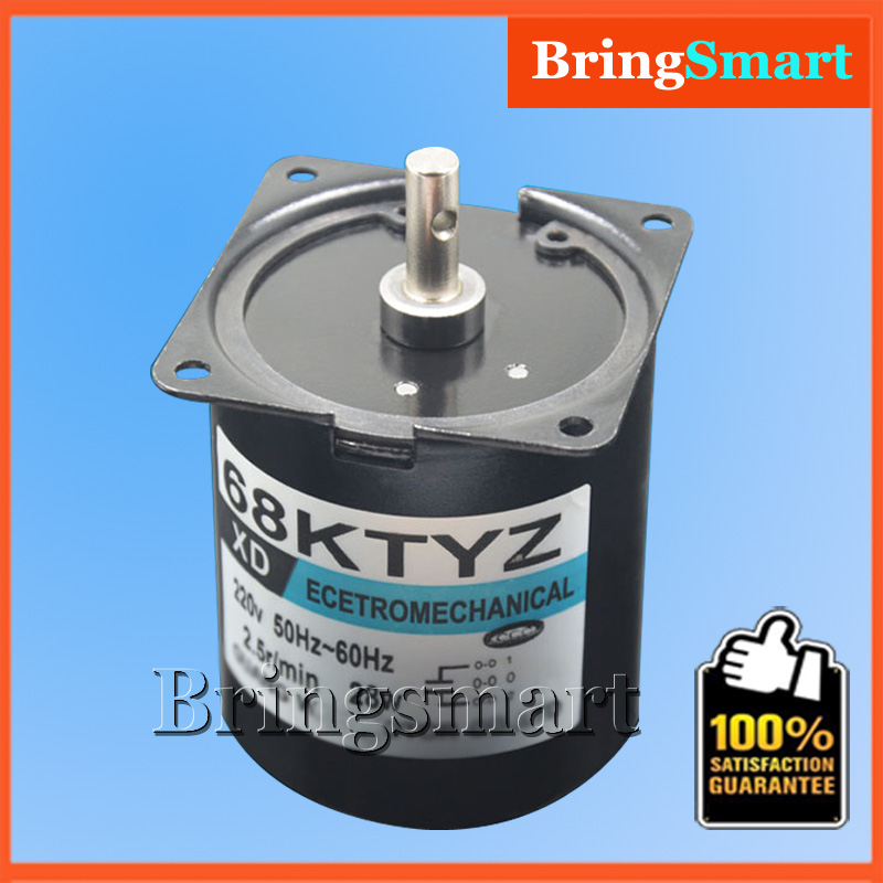 Online Buy Wholesale Ac Synchronous Motor From China Ac