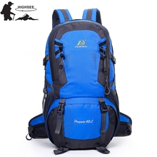 Hiking Backpack Camping 40l Rucksack Hiking Outdoor Backpack Climbing Bag Waterproof Travel Sport Backpack Man Outdoor Bag