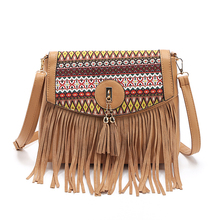 women messenger bags handbags women famous brands 2017 fringe tassel bag female bolsas de marca fashion
