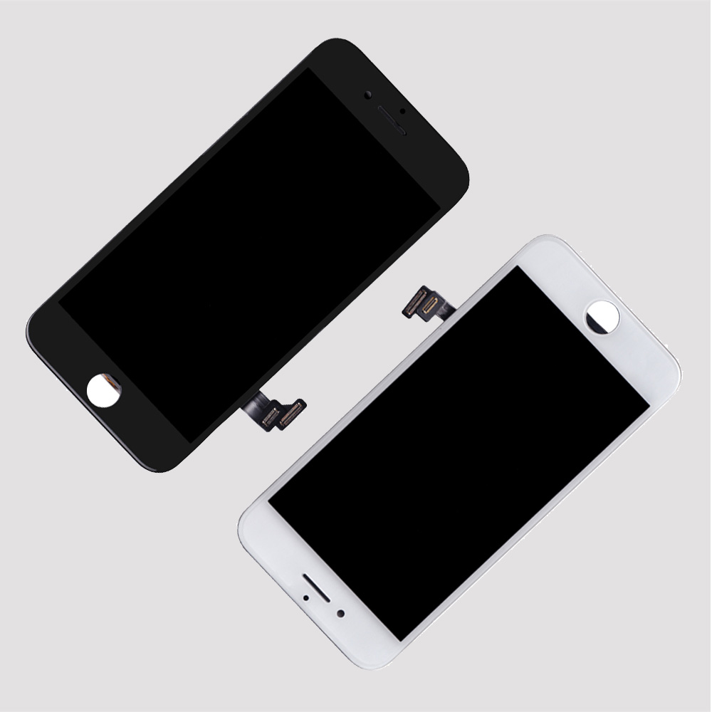 HTB1A.VabvBj uVjSZFpq6A0SXXaK AAA Quality LCD For iPhone 4 4s Replacement Screen Display Digitizer Touch Screen Assembly For iPhone 6 6s 7 LCD Screen