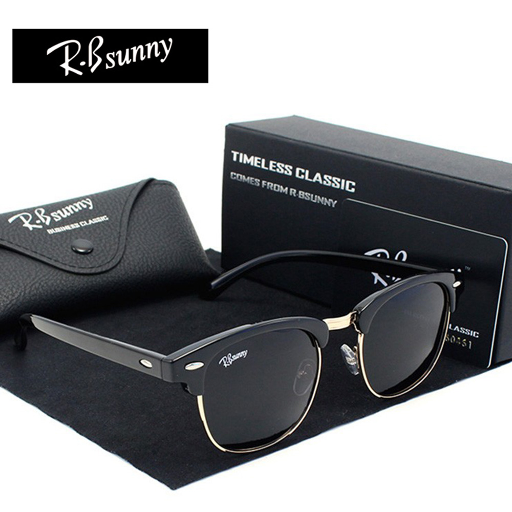 Fashion brand of high quality HD polarized women sunglasses UV400 Classi Antiglare R1605 Highlight femininity